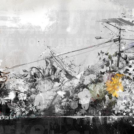 Teis Albers kunst - Flourish