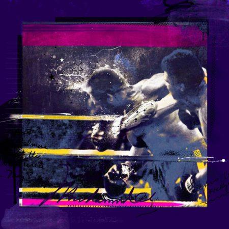 Teis Albers kunst - Ali in Memorial