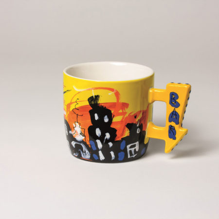 Senatori Town - Amsterdam Amore Coffee/Tea Mok