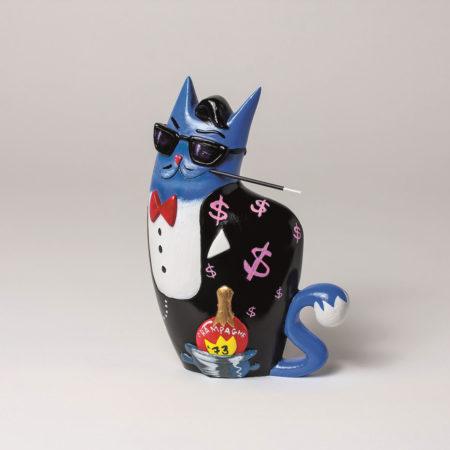 Senatori Town - Big City Cat Blue - Dean