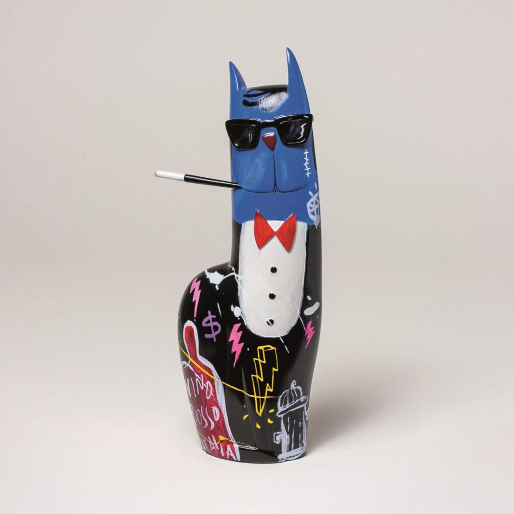 Senatori Town - Big City Cat Blue - Joey