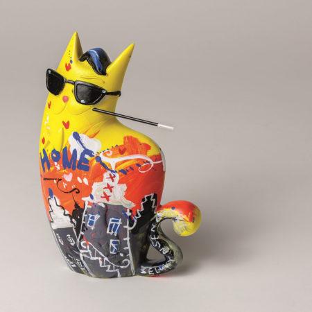 Senatori Town - Big Yellow Cat, Zatti