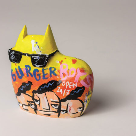 Senatori Town - Big Yellow Cat, Nino