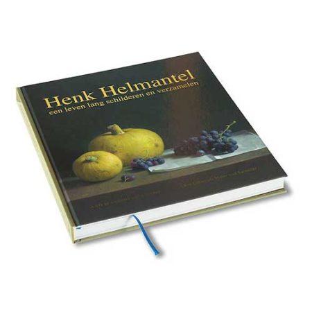 Boek Henk Helmantel