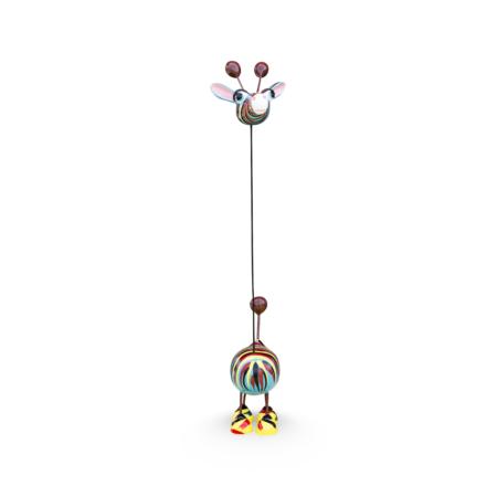 Mia Coppola - Crazy Giraffe - Warhol design