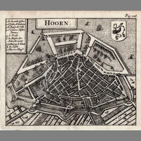 Henri Wetstein - Hoorn 1697