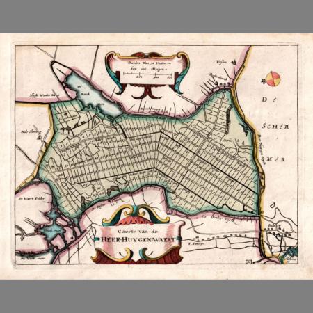 Daniel de la Feulle - Heerhugowaard 1702