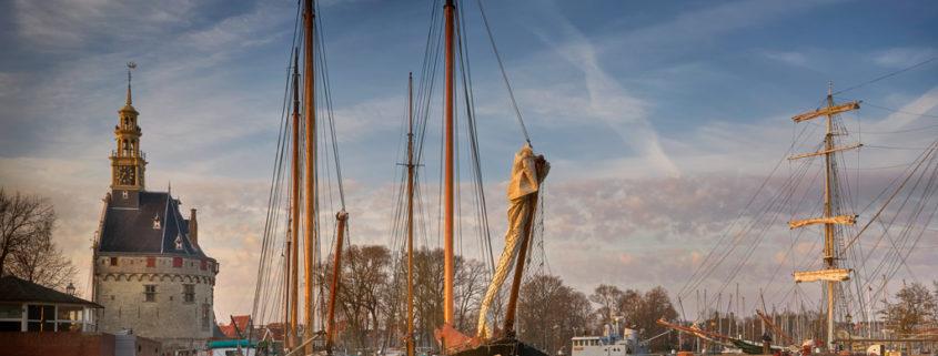 Haven, Hoorn - Hans Albers - De Molensteen Hoorn