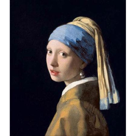 Meisje met de parel - Johannes Vermeer - De Molensteen Hoorn