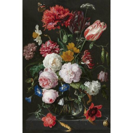 Vaas met bloemen - museum art - De Molensteen