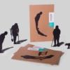 Shadow Figures verpakking - De Molensteen Hoorn